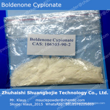 Hot Sell Muscle Bodybuilding Steroid Powder Boldenone Cypionate