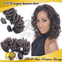Sexy Women Sexy Girl Brazilian Romance Curl Human Virgin Hair Weft