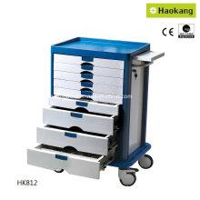 Trole médico para entrega de medicamentos hospitalares (HK812)