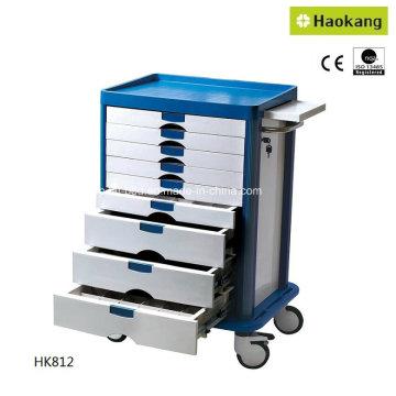 Medical Trolley for Hospital Drug Delivery (HK812)