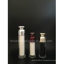 30ml / 50ml Loción de la bomba / botellas de acrílico de la loción para el empaquetado cosmético