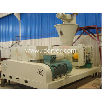 Granular fertilizer machinery
