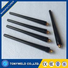 Tig mig soldadura consumible piezas de repuesto wp-9 41V24 para respaldo largo