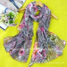 2013 neuester länglicher Polyester-Schal