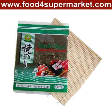 Sushi Nori Kit 5sheets+1bamboo Mats