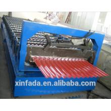 Farbblatt Abstellgleis Formmaschine / Metall Abstellgleis Maschinen