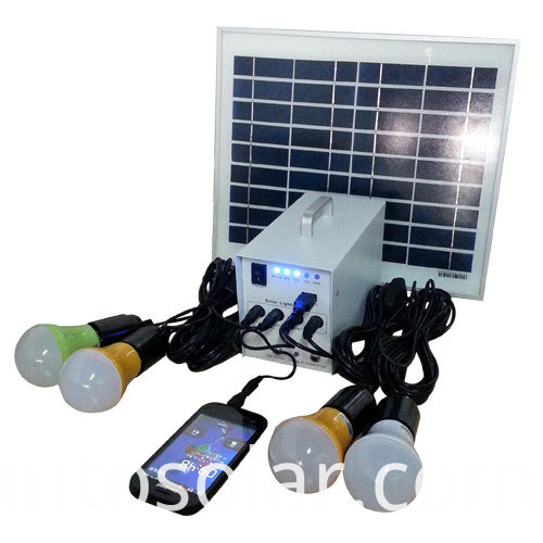 Solar home system Africa
