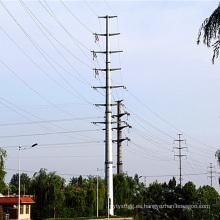 110 Kv Monopole Torre de transmisión de energía