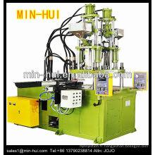 Fabricant 2016 machine à table coulissante avec servo et machine à injection automatique en plastique