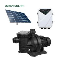 Pompe solaire CC 500W pour la natation
