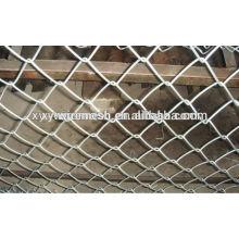 El PVC cubrió la cerca del acoplamiento de cadena (venta caliente !!!)