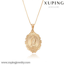 32261-Xuping ювелирные изделия мода в форме сердца кулон с 18k позолоченный