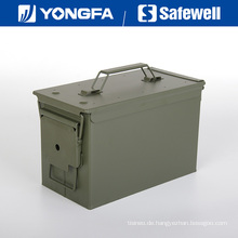 . 50 Kal Metall Kugel Box Munition Box für Gun Safe