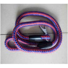 Produits réfléchissants de sécurité d'animaux de compagnie, les laisses de chien énormes, la corde en nylon des laisses d'animal familier (D263)