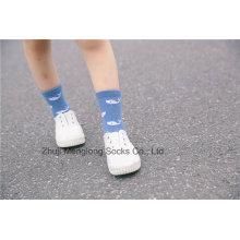 Прекрасные мультфильм дизайны Kid хлопчатобумажные носки Custom Designs Популярные оптом