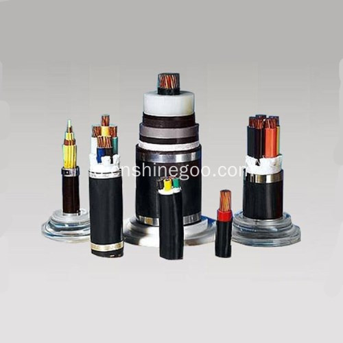 185/240/300 Mm PVC Insulated electrical cable