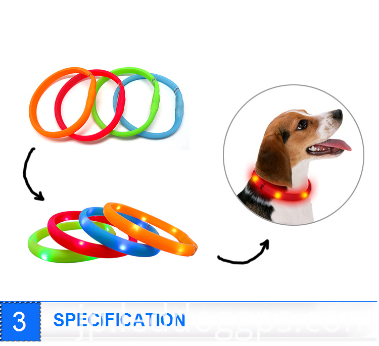 Waterproof Recharge Dog Collar
