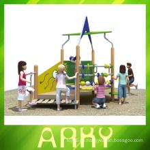 Kleine HDPE Material Kinder Outdoor Spiel