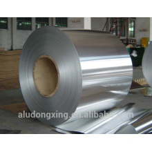 Feuillet en aluminium pour couvercle de yaourt