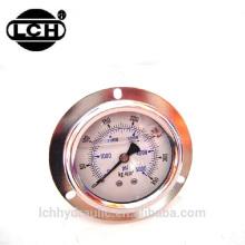 différents types de jauges de pression d'huile hydraulique 1b