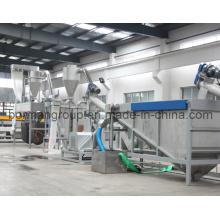 Kunststoff-Recycling-Maschinen