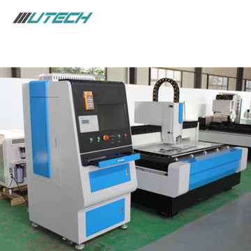 Cnc Fiber Laser Cutting Machine Untuk Stainless Steel