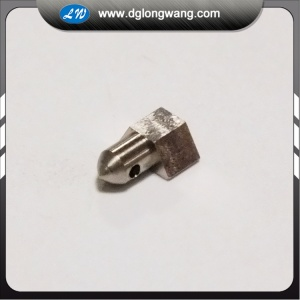 CNC stainless steel machined precision metal components