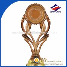 Regalo plástico de la concesión del trofeo de la decoración