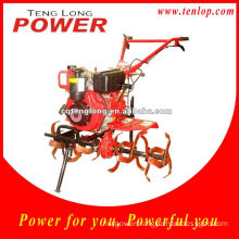 6.5HP Mini Tiller Hand Operated Gasoline Engine Power Till Japan