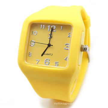 High Quality Sport Watch Men′s Silicone Sport Watch (HL-CD057)