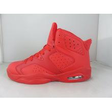 Новые прибытия баскетбольная обувь с отверстием для мужчин / женщин