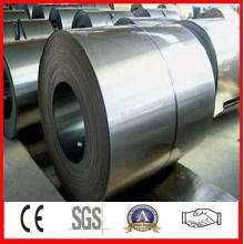 Bobina galvanizada de acero laminado en frío