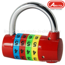 Zinc Alloy Combination Padlock (520)