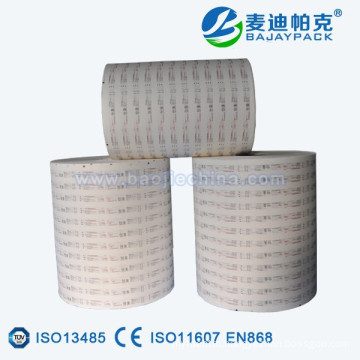 medical device blister packaging paper roll