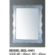 5mm Thickness Silver Glass Bathroom Mirror (BDL-6001)