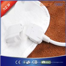 Manta de calentamiento eléctrico portátil con aprobación Ce GS CB