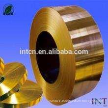 copper alloy H68 C26800 strip
