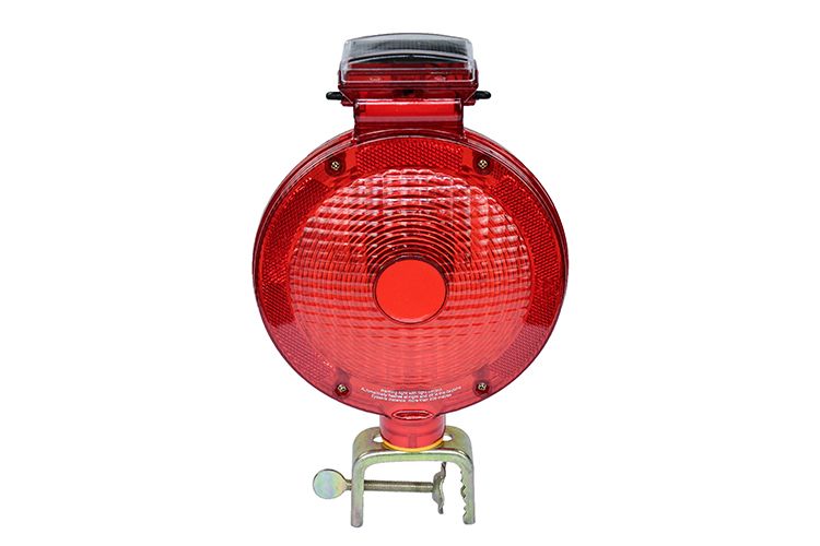 Solar Led Traffic Warning Lights