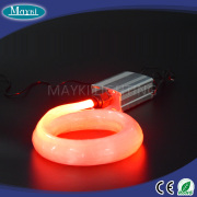 Optic fiber led light for ceiling decoration with 16 color changing