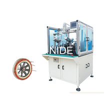 Máquina de bobinado electrónico del estator de la bici del motor de la rueda