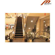 Escada rolante de luxo de 30 graus para shopping