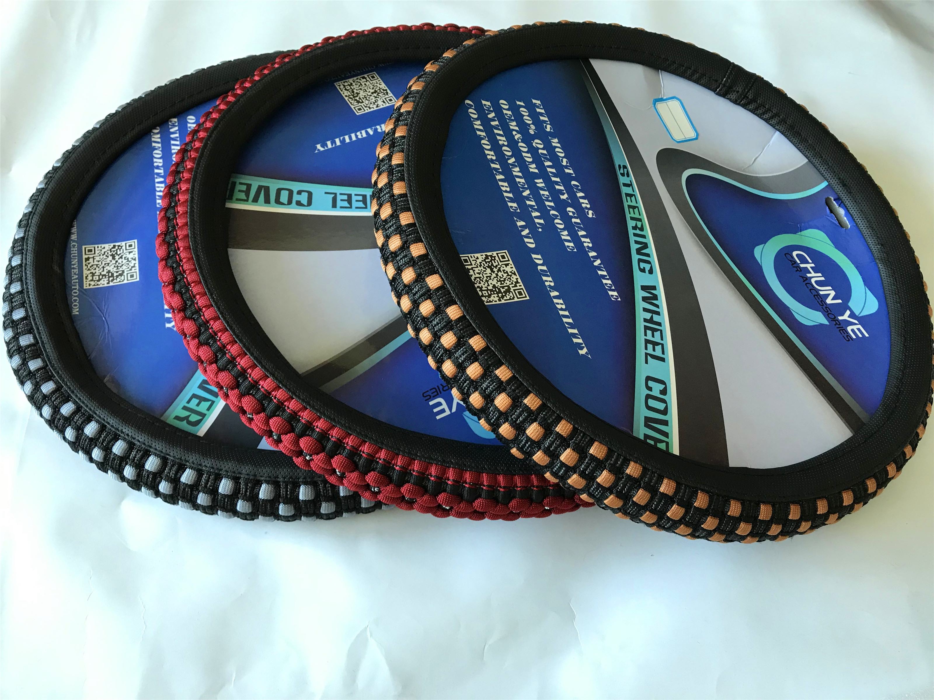 mesh steering wheel covers