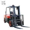 Empilhadeira a diesel de 5 toneladas 7m