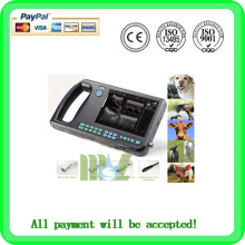 MSLVU03 2014 China hot sale ultrasound scanner for cattle, equine,dog ect.