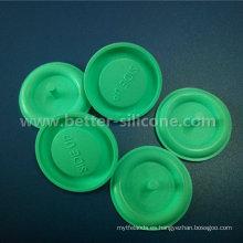 Válvula unidireccional del caucho de silicona del reanimador médico