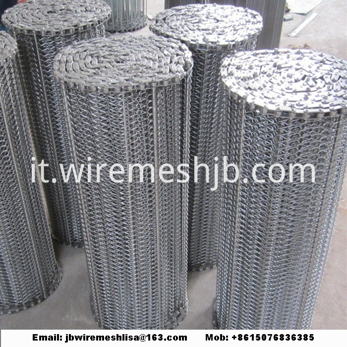 Stainless Steel Metal Conveyor Belt