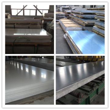 Plaque en alliage d'aluminium 6D16-T6