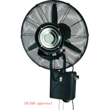 Ventilador de pared eléctrico de refrigeración exterior con homologaciones CE / SAA