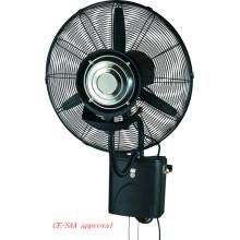 Ventilador de parede elétrico de refrigeração ao ar livre com aprovações CE / SAA