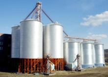 Bolted Corrugated Steel Farm Silo